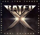 Rated X [Digipak] by Rated X (CD, Nov-2014, Frontiers Records)