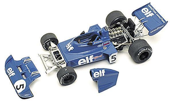 TAMEO Kits  1 43 Kits WCT 73 Tyrrell Ford 006 f.1 Italian GP 1973 Stewart toilet  bienvenue à choisir