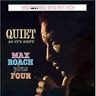 Max Roach - Quiet as It's Kept + Parisian Sketches (2011)