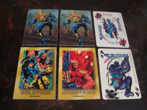 1993 SkyboxUltraverseInsertsLot Of 6See List