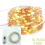 50-100-LEDs-USB-Operated-Mini-Silver-Copper-Wire-String-Fairy-Lights-Lamp-5-10M thumbnail 16