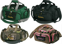Cabelas Catch-all Pink Camo Womens & Other Colors Beach Travel Overnight Bag