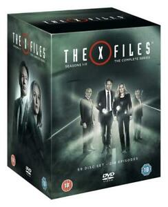 The X Files: The Complete Series (DVD, 59-Disc Set, 2018)