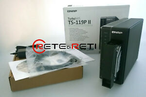 Qnap TS-119P II Turbo NAS Drivers for Mac Download
