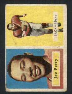 1957-Topps-129-Joe-Perry-GVG-49ers-DP-76689