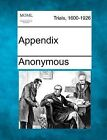 Appendix by Anonymous (Paperback / softback, 2012)