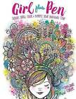 Girl Plus Pen: Doodle, Draw, Color, and Express Your Individual Style by Stephanie Corfee (Paperback / softback, 2016)