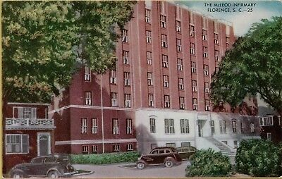 Exterior Street View McLeod Infirmary Hospital Florence SC