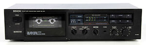 Denon-estereo-videocasetes-tape-Deck-Dr-m07-full-logic-control-system-fabricada