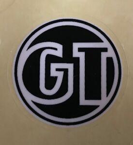 """GT BIKES BMX STICKER STICKER 10/"""" LOGO DECAL RETRO"""