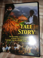 RARE DVD THE YALI STORY Transformation of Stone Age Cannibal People Papua STORY