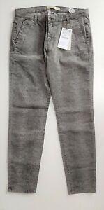 Skinny Jeans Zara Para Mujer Gris Rebano Piel De Serpiente Talla 38 Reino Unido 10 Mujer Pantalones 39 9 Ebay