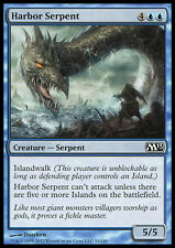 FOIL Serpe del Porto - Harbor Serpent MTG MAGIC M13 Magic 2013 Ita