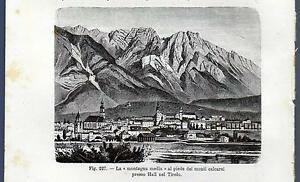 AUSTRIA-TIROLO-OSTERREICH-TIROL-HALL-INCISIONE-FOTOTIPIA-FOTOMECCANICA-1896