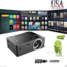 1080P LED PC/Laptop USB/HDMI/DTV/AV/VGA SD MulitMedia Projector Cinema Theater