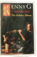 Kenny Miracles The Holiday Album 1994 Cassette Tape - New/cassette Tape