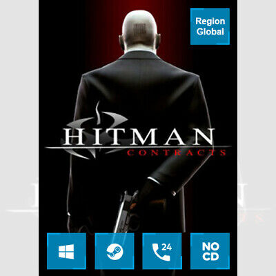 Hitman Contracts For Pc Game Steam Key Region Free Ebay