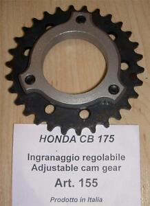 Honda-CB175-Cappellini-155-adjustable-camshaft-sprocket-to-precison-tune-cam