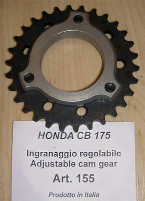 1968-74 Honda CB450 500T Cappellini #14 adjustable sprocket to index camshaft