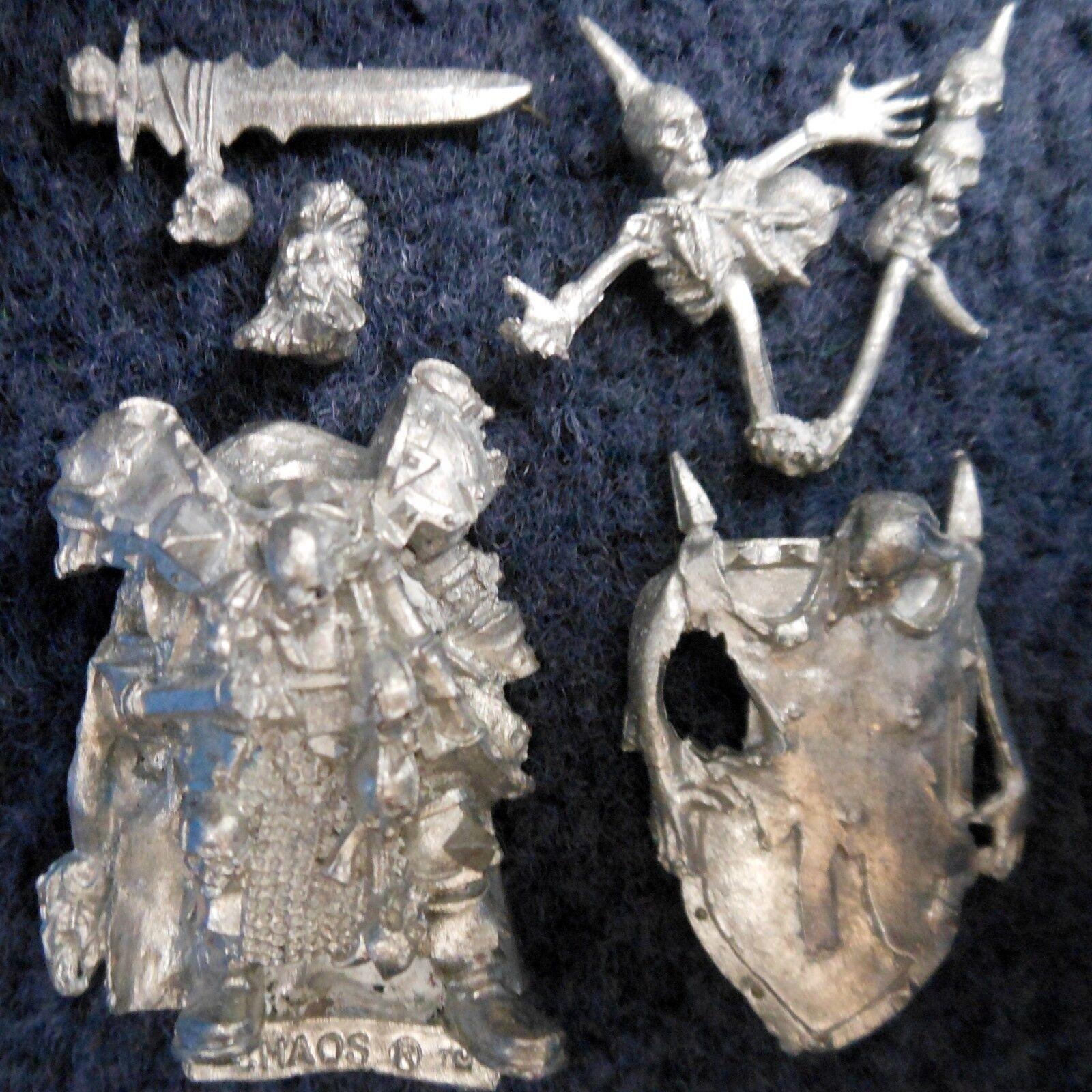 2007 chaos wulfrik der wanderer zitadelle warhammer lord champion nordischen krieger gw