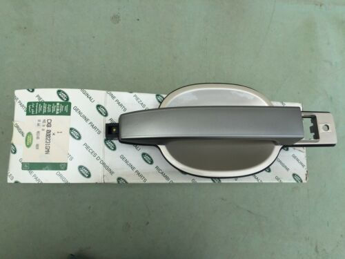 OEM NEW ROVER RANGE ROVER GOLD DRIVERS OUTSIDE DOOR HANDLE CXB000231GMN