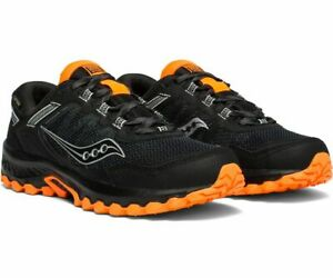 SAUCONY-EXCURSION-13-GTX-Scarpe-Trail-Running-Uomo-GORE-TEX-Black-S20528-1