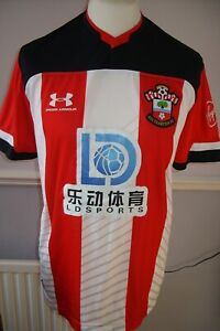 Southampton home shirt size large new without tags