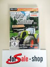 PC Spiel Agrar Simulator 2011