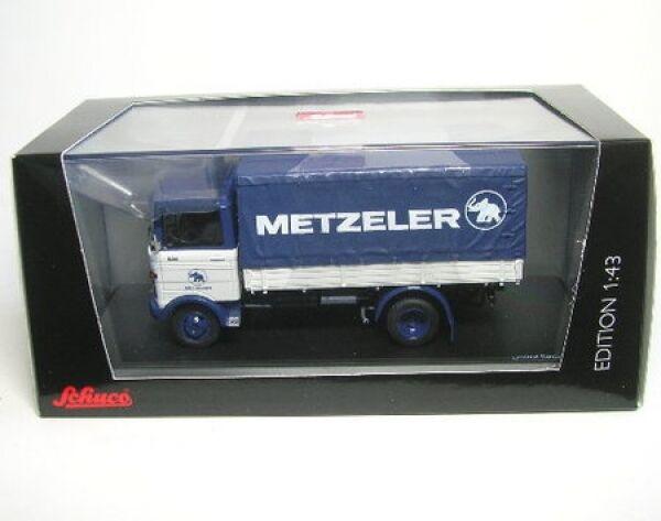 MERCEDES-BENZ lp608 METZELER