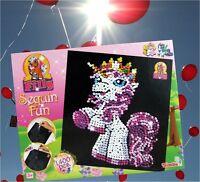 Filly Sequin Fun Bild Pailletten 1.400 Teile Pferd Ab 3 Jahre Simba Neu Ovp
