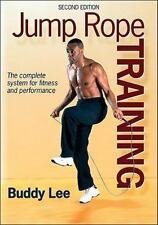 Jump Rope Training by Buddy Lee (2010, Paperback, Revised)