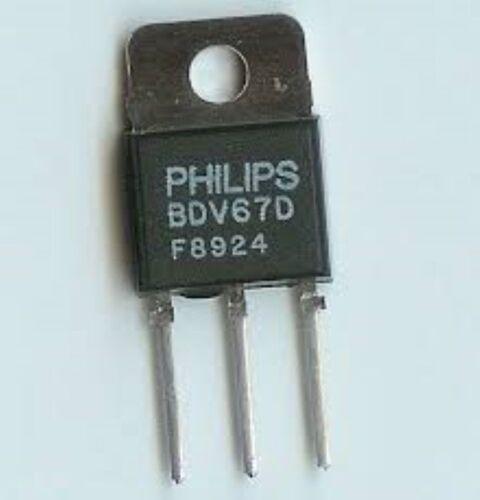 ST//PHI BDV67D TO-3P Silicon NPN Power Transistors