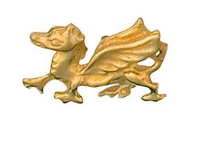 Dragon-Lapel-Pin-Cravat-Pin-9ct-Gold-Made-To-Order-in-Jewellery-Quarter-B-039-ham