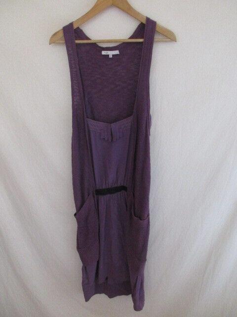Vestido Maje Musik purplea size L a - 70%