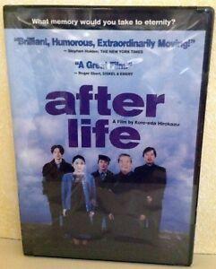After-Life-Hirokazu-Kore-Eda-DVD-2000-Widescreen-NEW-amp-FACTORY-SEALED