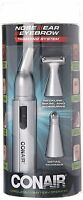 Conair Nt1 Personal Grooming Kit Nose Eyebrow Ear Detail Hair Trimmer