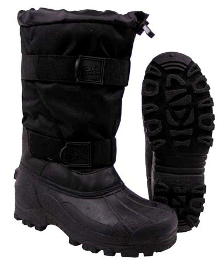 Neu Kälteschutzstiefel Größe 42 Arbeitsstiefel Winterstiefel Snoow Boots -40° C