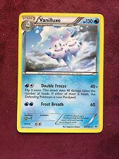 vanilluxe 130 HP 29/101 black & white   Pokemon   (see scan)