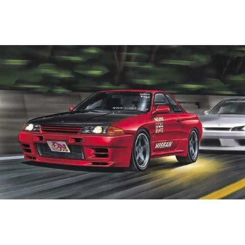 Aoshima Nissan Skyline R32 GT-R '89 1 24 Model kit