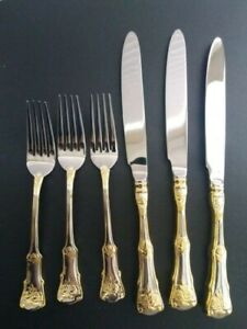 Butter Spreader OLD COUNTRY ROSES Royal Albert Stainless Steel Flatware 18//10
