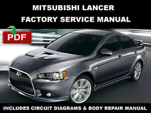 2012 2013 mitsubishi lancer ralliart turbo servicio de reparaci n rh ebay com 2014 lancer ralliart owners manual 2005 lancer ralliart repair manual