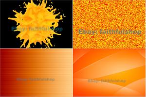 Mat-Rug-Orange-Bathroom-Toilet-Kitchen-Decoration-40x60cm-Free-Shipping