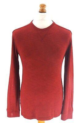 Kreativ Fat Face Mens Jumper Sweater Xs Red Cotton