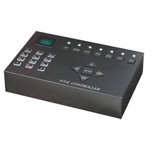 Us-k802 ptz camera controller manual