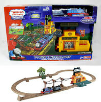 Fisher-Price Thomas Trackmaster Power Line Collapse - 746775137359 Toys