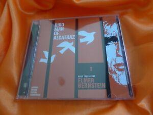 ELMER-BERNSTEIN-034-BIRDMAN-OF-ALCATRAZ-034-Sold-Out-limited-Ed-3000-Varese-CD-CLUB