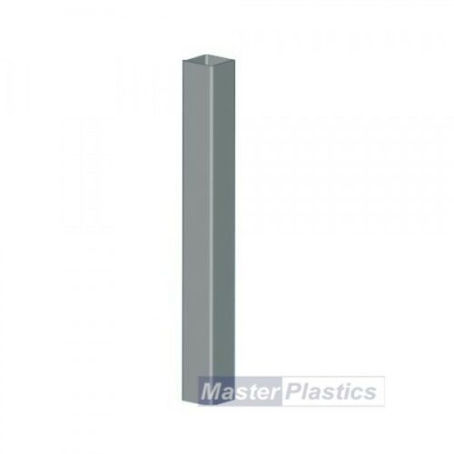 Plastic Balustrade Caravan Decking Fencing Panels or Posts in White 36 Inch High