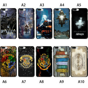 Hogwarts-Express-Harry-Potter-Art-Soft-TPU-Case-Cover-For-iphone-X-6S-7-Plus-8