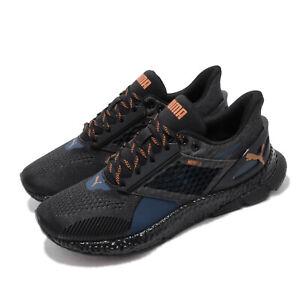 Puma-Hybrid-Astro-Black-Navy-Orange-Men-Running-Training-Shoes-Sneaker-192799-05