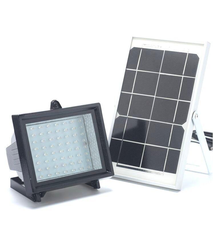 Premium 60 LED Reflector Reflector solar para granja, jardín, galpones, signos comercial